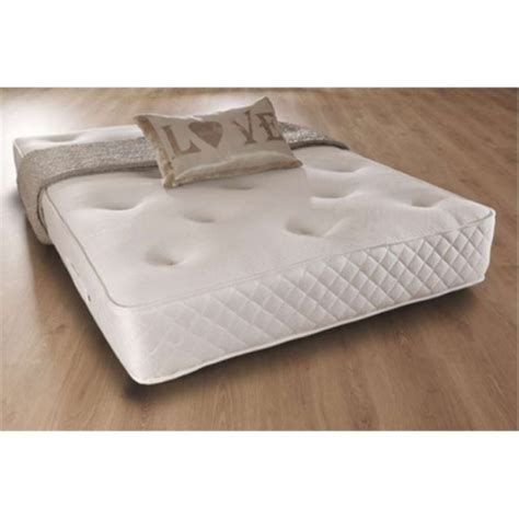 orthopedic memory foam bed sarenne deluxe memory foam orthopaedic bonnell sprung