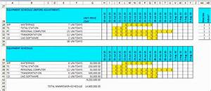 Planning Chart In Excel 8 Excel Manpower Planning Template Excel Templates