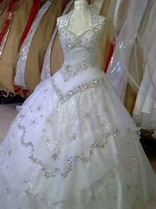 robe mariage princesse arabe With robe de mariée princesse strass
