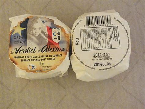 rappel de fromages le verdict d alexina et grey owl en raison de la pr 233 sence d une toxine