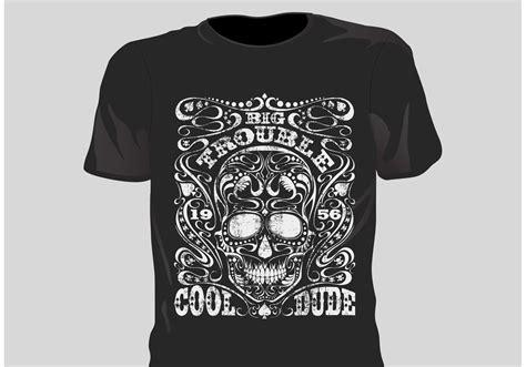 vector grunge  shirt design   vector