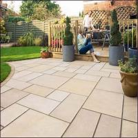 Lovely Patio Slab Design Ideas - Home Design Ideas