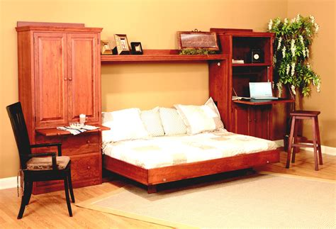 bed with built in desk horizontal folding bed horizontal horizontal murphy bed