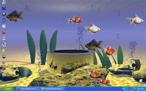 desktop aquarium syahidacomputer