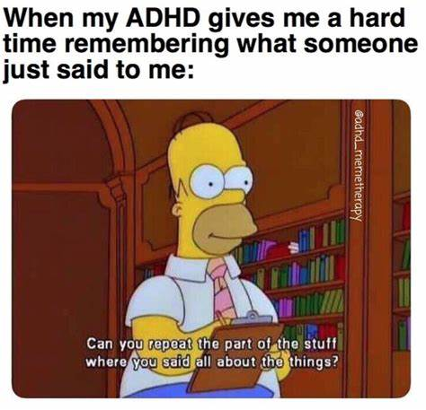 15 Relatable ADHD Memes to Brighten Your Day - Research ...