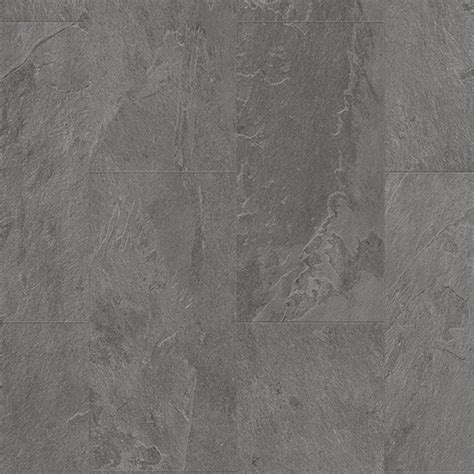 gray slate tile flooring quickstep livyn ambient click 4 5mm grey slate tile vinyl flooring leader floors
