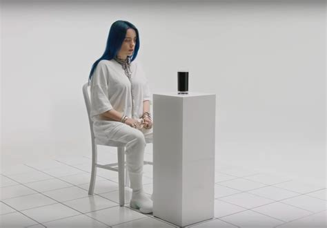 """When the Party's Over"" Music Video Billie 