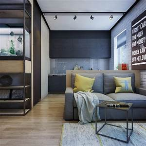 Apartment, Designs, For, A, Small, Family, Young, Couple, And, A, Bachelor