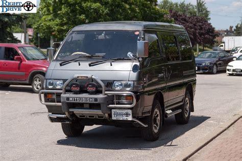 Mitsubishi In Usa by Mitsubishi Delica 004 Rightdrive Usa