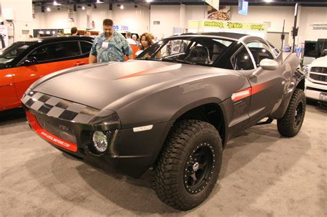Local Motors Rally Fighter Off Road
