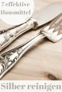 Silber Reinigen Hausmittel : silber reinigen reinemachen leicht gemacht silber ~ Watch28wear.com Haus und Dekorationen