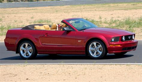 amazing 2007 mustang gt redfire 2007 ford mustang gt convertible cool photo