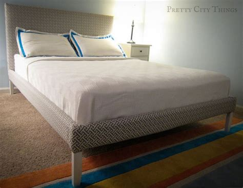 Upholstered Fjellse, Refinish This Super Cheap Ikea Bed