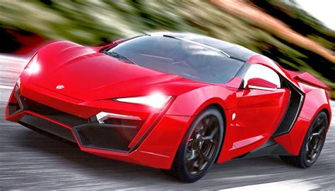 expensive supercars  global cars brands