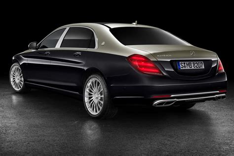 Maybach 2019 : 2019 Mercedes-maybach S-class Arrives In Style