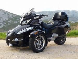 Moto Avec Permis B : moto moto 3 roues can am ~ Maxctalentgroup.com Avis de Voitures