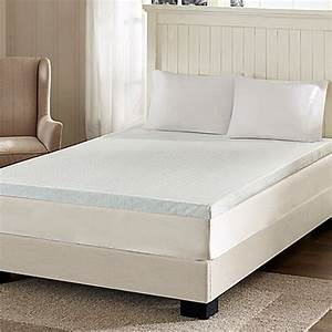 sleep philosophy flexapedic 3 inch gel memory foam With bed bath and beyond gel memory foam mattress topper