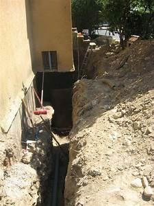 Étanchéité Mur Enterré Par L Intérieur : etancheit de mur enterr album photos georges ~ Farleysfitness.com Idées de Décoration