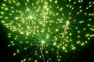 Green Fireworks?   Office of Sustainability