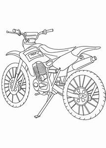 30 disegni di moto da stampare e colorare pianetabambiniit With honda 50cc bike las