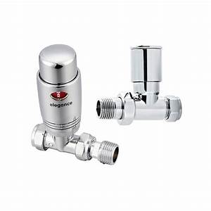 Sol*Aire Thermostatic Straight Valves For Central Heating ...
