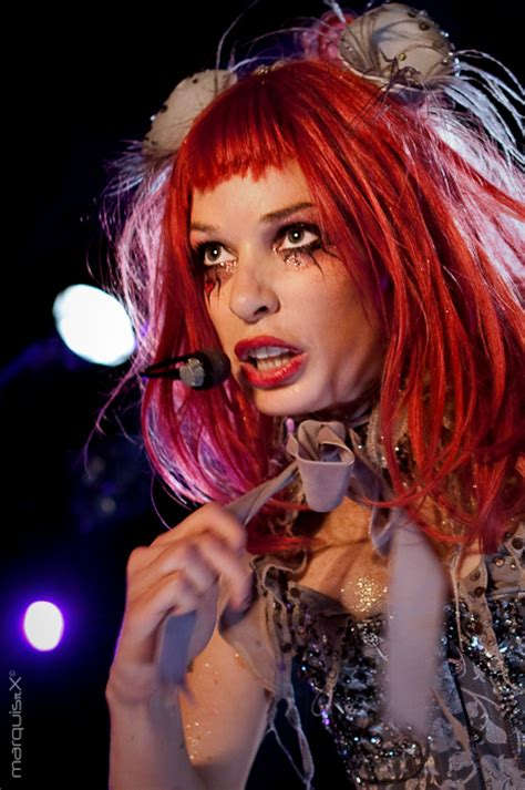 emilie autumn interview  peek  boo magazine