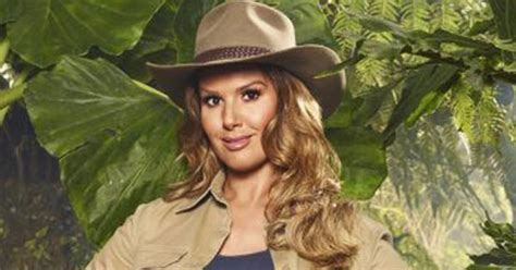 Rebekah Vardy to quit I'm A Celebrity ALREADY? - Daily Star