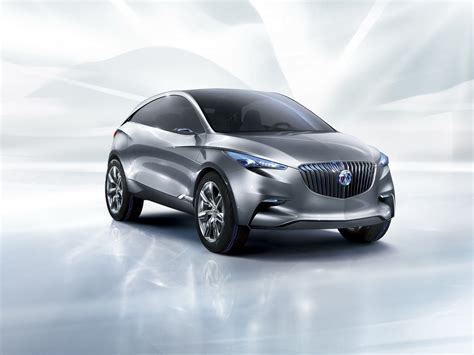 2011 Buick Envision Concept  Gm Authority