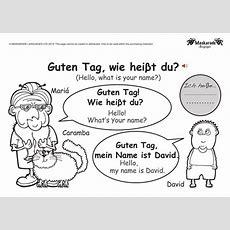 Ks1 German Greetings, Age, Gender, Manners By Maskaradelanguages  Teaching Resources Tes