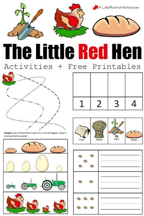 25 best ideas about hen on hen 504 | 57d99a1b19d7206d2df796d5e5672307 the little red hen preschool activities sequencing activities kindergarten