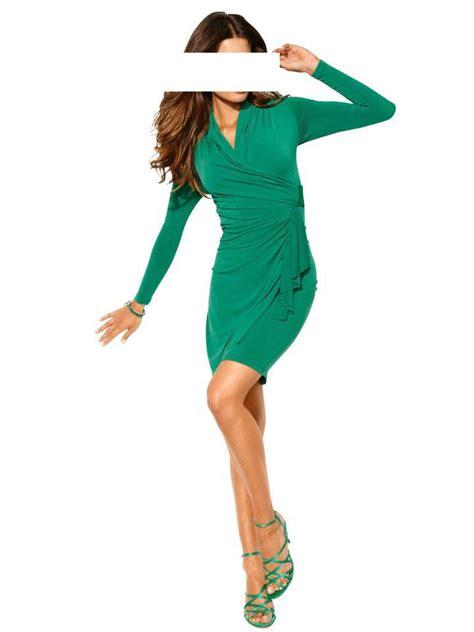 designer kleid gruen groesse  kleider outlet mode shop
