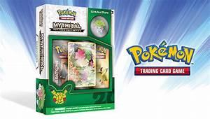 Pokémon TCG: Mythical Pokémon Collection—Shaymin   Pokemon.com