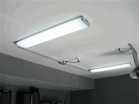 beautiful residential garage lighting 4 led garage