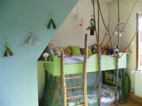 chambre cabane dans les arbres chambre lutin 6 photos bellinotte