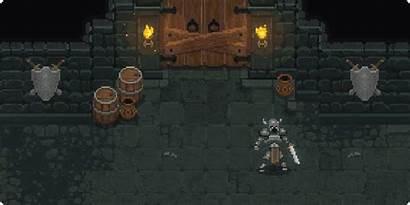 Wizard Dungeon Pixel Legend Games Kickstarter 2d