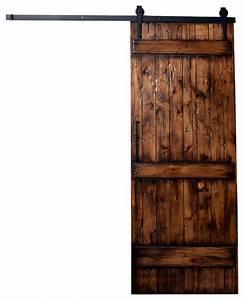 Ranch Barn Door, Distressed - Rustic - Interior Doors - by
