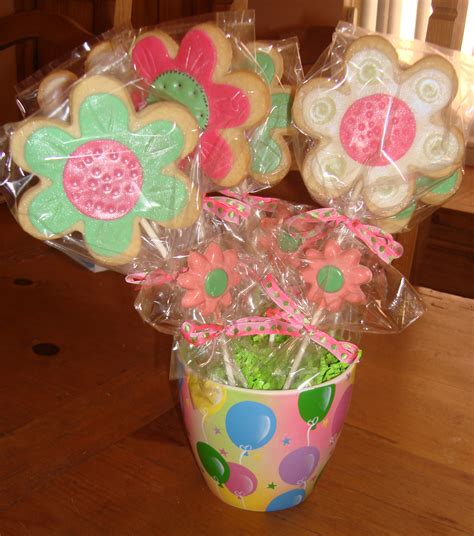 cookie bouquets cookies