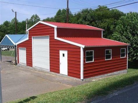 Steel Barn Kits pre fab barns steel buildings carports garages rv ports