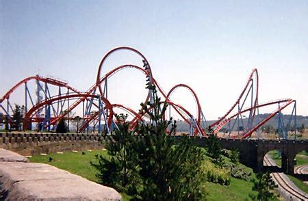 kahn universal s port aventura roller coaster history photo