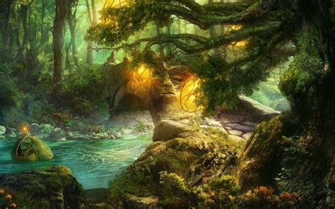 Beautiful Magical Wallpaper by Pictures Of Forests Magic Forest Desktop Wallpaper
