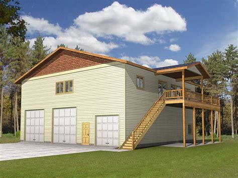 rv garage with apartment plan 012g 0102 garage plans and garage blue prints from