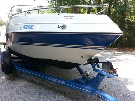 Four Winns Boat Seat Covers by Four Winns Sundowner 1994 For Sale For 6 500 Boats From