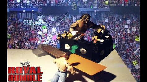 Wwe John Cena Vs. Umaga Last Man Standing