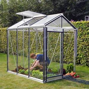 Construire Une Serre Pas Cher : serre prestige piccolo alu serre jardin ~ Premium-room.com Idées de Décoration
