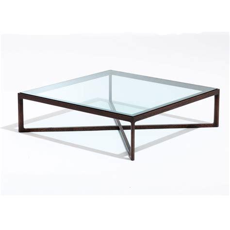 coffee tables glass coffee tables metropolitan square glass coffee table square glass