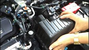 Install Spin Air Flow In Honda  City  Jazz  Freed
