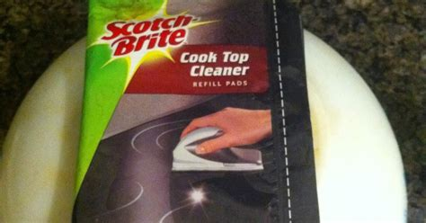 Getting Your Pyrex Clean {scotch Brite}