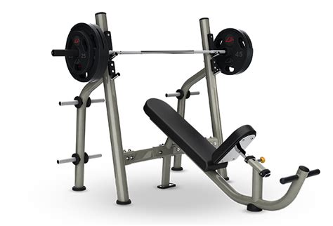 Matrix  Olympic Incline Bench  G3fw14  Johnson Fitness