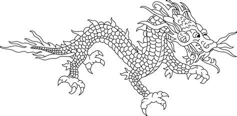 Clipart - Dragon 5