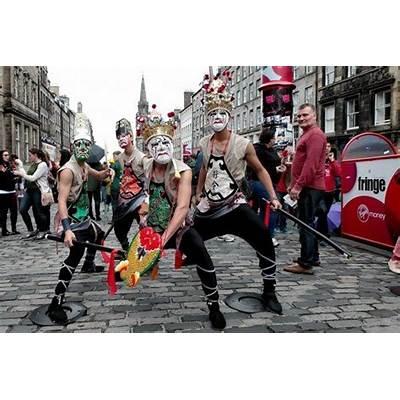 University of Dundee at the Edinburgh Festivals 2017One